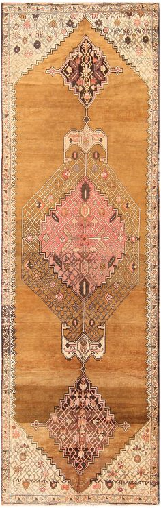 Antique Caucasian Karabagh Carpet 50211
