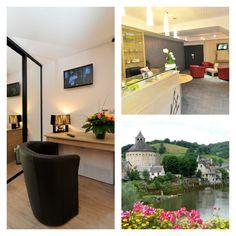 Depuis l'Hôtel Les 2 Rives*** vous pourrez découvrir la Vallée du Lot et notamment le charmant village de Ste Eulalie d'Olt classé parmi les Plus beaux villages de France.   #Les2rives #Sejourlot #Randolot #Valleelot #Lot #Steeulaliedolt