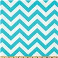 Premier Prints Twill Gotcha Girly Blue - Discount Designer Fabric - Fabric.com