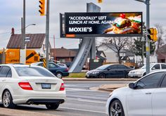 Cieslok Media Adds Digital Billboard at Major Toronto Thoroughfare. Read more on ScreenMedia Daily