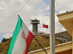 Confini amministrativi - Riigipiirid - Political borders - 国境 - 边界: 2012 IR-TR Iraan-Türgi Iran-Turchia
