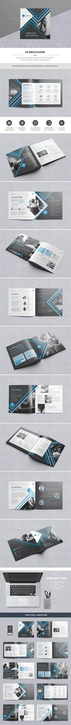 In Brochure Templates InDesign INDD. Download here: http://graphicriver.net/item/in-brochure/16329033?ref=ksioks