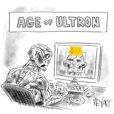 Age of Ultron. http://www.newyorker.com/cartoons/daily-cartoon/daily-cartoon-tuesday-may-5th-face-age-ultron …