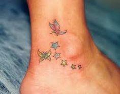 Resultado de imagem para tatuagens feminina para pés