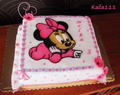 minnie torta - Google Search