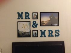 Bedroom decor, above the bed, headboard
