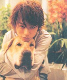 Sho Sakurai ❤ Labrador Retriever, Singer, Dogs, Animals, Labrador Retrievers, Animales, Animaux, Singers, Pet Dogs