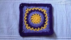 Ravelry: Rodatzi's Circled Granny Square - US Version