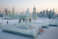 ice festival japan china - Hledat Googlem