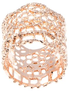 AURELIE BIDERMANN - lace ring 2