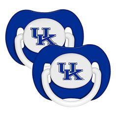 NCAA Kentucky Wildcats 2 Pack Pacifier