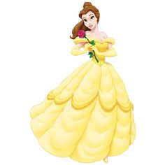 princess-belle ❤ liked on Polyvore featuring disney, beauty and the beast, characters, pictures and backgrounds