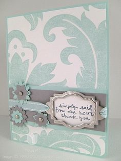 Simply Stampin' by Petal Pusher - Cards and Paper Crafts at Splitcoaststampers