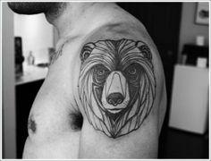 tatuajes de osos20
