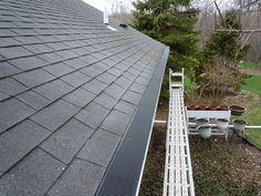 Affordable Roofing Installs Raindrop Gutter Guard  Http://www.affordableroof.com/