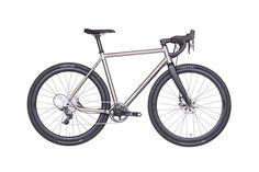 Thunderhawk | Titanium Gravel Bike + Adventure 650b Road Plus Bike