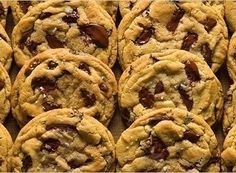 Jacques Torres' Chocolate Chip Cookies photo