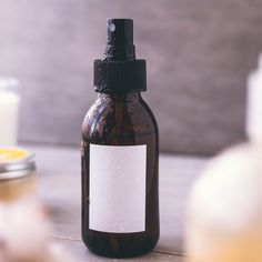 Before reaching for your synthetically-scented poop spray again, try this all-natural bathroom spray that serves as an affordable and effective alternative. Essential Oil Spray, Doterra Essential Oils, Poo Pourri, Poop Spray, Eco Friendly Cleaning Products, Fragrant Candles, Chemical Free Cleaning, Natural Bathroom, Dr Axe