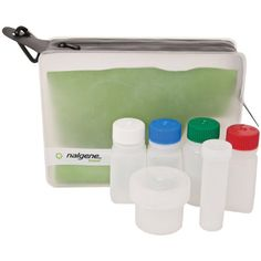 Nalgene Travel Kit, Small, Clear * Find out more about the great product at the image link.