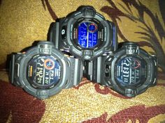 My G-Shock Riseman