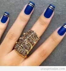 Resultado de imagen para uñas pintadas 2016