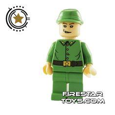LEGO Indiana Jones Mini Figure - Russian Guard 1 | Indiana Jones LEGO Minifigures | LEGO Minifigures | FireStar Toys