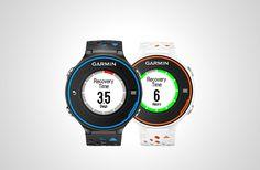 Garminがランニング用スマートウォッチ Forerunner 620 / 220を米国で発売