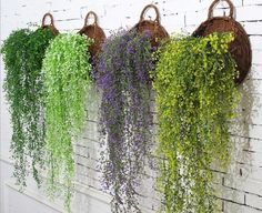 Eye-Opening Tips: Artificial Garden Wall Yards artificial plants outdoor silk flowers.Artificial Flowers Decorating With artificial plants diy.Artificial Garden Tips. Cheap Artificial Plants, Artificial Plant Wall, Artificial Flowers, Fake Flowers, Fabric Flowers, Orchid Flowers, Flowers Garden, Fresh Flowers, Dried Flowers