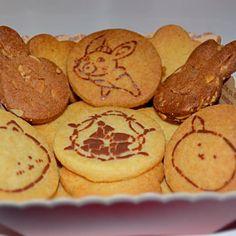 バレンタインに作ったクッキー♪「ご注文はうさぎですか?」のイラストを描いてみました(*^_^*) - 6件のもぐもぐ - クッキー♪ by rabion
