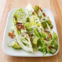 <p>This classic San Francisco dressing shows best over a salad of crunchy romaine, savory bacon, and velvety avocado.</p>