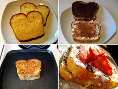 Nutella & Mascarpone Grilled Cheese,