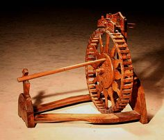 Old Chinese Spinning Wheel from jackie mathiason