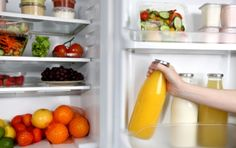 Lebensmittel lagern - die optimale Kühlschranktemperatur - Paleo360.de
