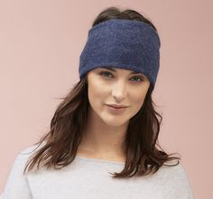 Add a little apres-ski chic to every day with our new deep headband.