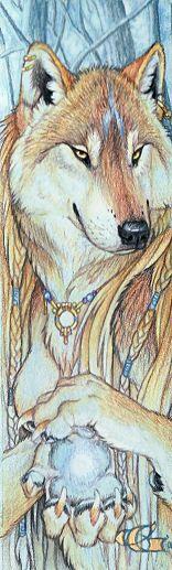 Secret Light by Goldenwolf.deviantart.com on @deviantART
