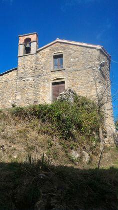La chiesa di Muccignano