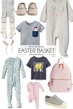 the cutest Easter basket stuffers - Easter inspired mini style