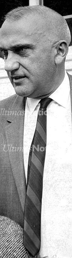 Jacinto Convit García, fue un médico y científico venezolano, conocido por desarrollar la vacuna contra la lepra y sus estudios para curar distintos tipos de cáncer.. Foto: Archivo Fotográfico/Grupo Útimas Noticias