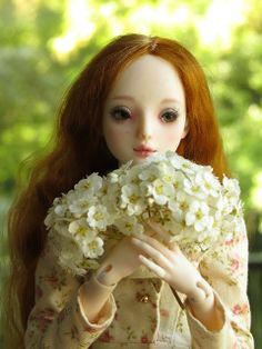 With DoA's new criteria for inclusion, the new Resin Enchanted Dolls by Marina Bychkova are on-topic, so I am very pleased to open this Discussion. Ooak Dolls, Reborn Dolls, Marina Bychkova, Enchanted Doll, Dream Doll, China Dolls, Living Dolls, Creepy Dolls, Doll Repaint