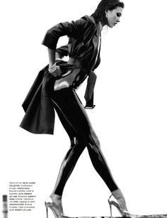 """Karlie"" : Karlie Kloss : Numéro #137 October 2012 : Greg Kadel"