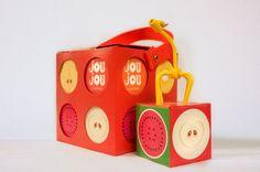 Jou Jou (Fruit Juices) | Mélanie Jutras