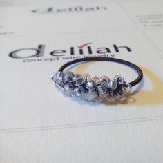 A ring can be also made with this tutorial! Check this out!