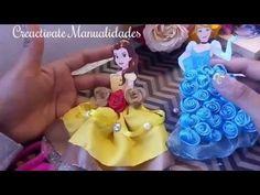 Flores de liston faciles/ Ribbon flowers/Tutorial/hairbows/headband/diademas/tiaras/manualidades - YouTube