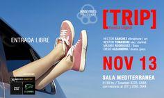 HASVIBES presenta TRIP (the vibes travel)