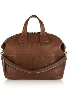 GIVENCHY, Medium Nightingale bag in brown leather $2,040 <3