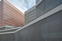David Chipperfield Architects - City of Justice - Barcelona