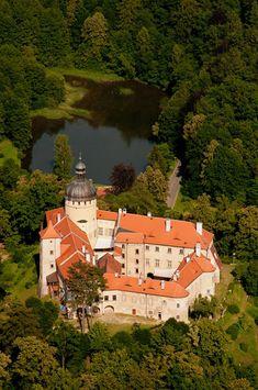 Grabštejn castle (North Bohemia), Czechia