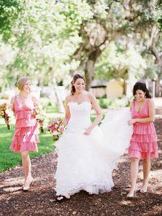 i love this bridemaid dress