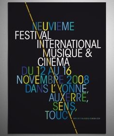 Festival Musique et Cinéma