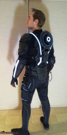 TRON - Homemade costumes for couples